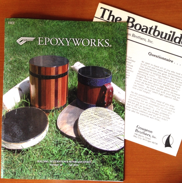 Epoxyworks then and now