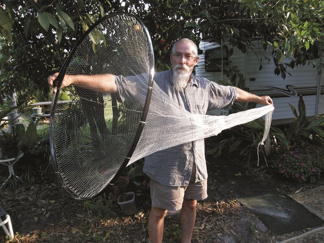 Shrimp net