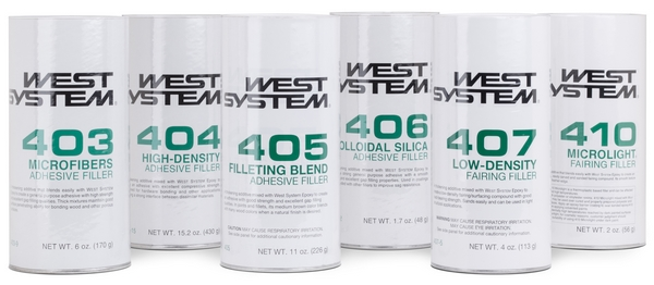 WEST SYSTEM Filler Group