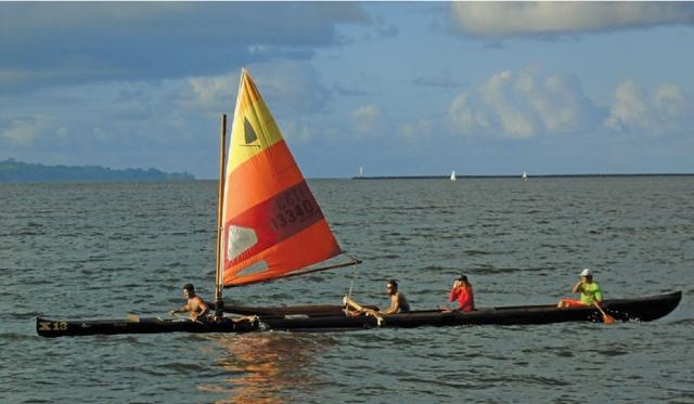 The Unlimited canoe, ALALA